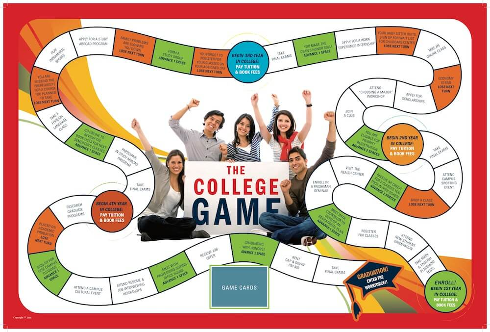 The College Game University Edition